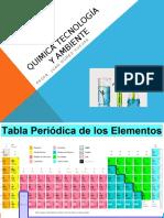 Quimica Tecnologia y Medio Ambiente