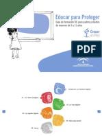 Educar Para Proteger_Guía de formación TIC para padres y madres de menores de 3 a 11 años