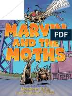 'Marvin and the Moths' by Matthew Holm, Jonathan Follett