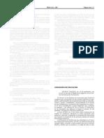 Decreto 196-2005 Reglamento Adultos