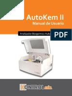 Kontrolab AutoKem-II VET