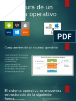 Estructura de Un Sistema Operativo (1)