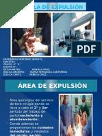 Sala de Expulsión en Obstetricia