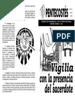 Vig_Pentecostés Con Sacerdote 2010