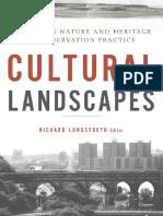 Cultural Landscapes
