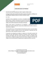 14-09-16 Desarrollo Del Estado Será Parejo Para Todas Las Regiones Maloro Acosta. C-71316