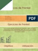 Ejercicios de Frenkel