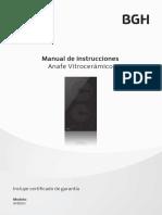 Manual Anafe AVB02H