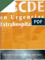 ABCDE en Urgencias Extrahospitalarias