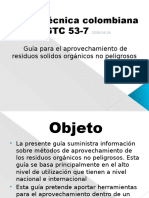 Guía técnica colombiana GTC 53-7 2006-04-26.pptx