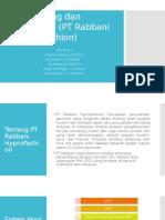 Kelompok 2 if-D SIstem Terdistribusi (analisis sistem purchasing di PT.Rabbani Kerudung)