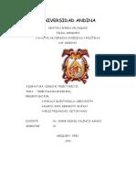 Tributacion Municipal