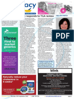 Pharmacy Daily for Thu 15 Sep 2016 - Govt responds to TGA review, Tambassis to present at ASMI, SHPA Residency a reality, Travel Specials and much more