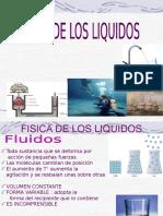 Fisica de Los Liquidos