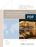 White Corporate Engagement