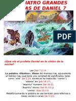 LAS PROFECIAS DE DANIEL 7