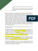 Resumen Teoria Examen Banking