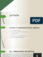 Unidad 6. Telecomunicaciones