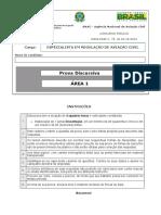 Disc ERAC Area 1