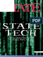State Magazine, April 2008