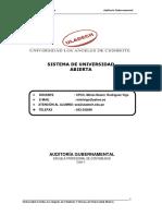 Texto Auditoría Gubenamenta