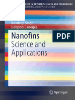 Nanofins Science and Applications