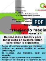 Lectura a Docentes