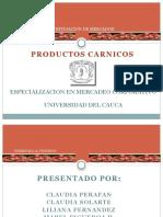 Investigacion Distribuidora de Carnes