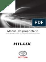 Manual do Proprietario Hillux