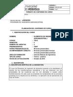 00 Carta Descriptiva de Elementos de Ingenieria de Alimentos i