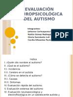 Evaluación Neuropsicológica Del Autismo