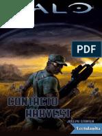 Contact Harvest - Joseph Staten