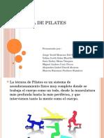 Técnica de Pilates
