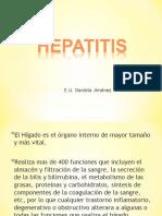 4º Clase, Enfermedades Digestivas en Pediatria, HEPATITIS