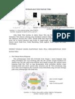 Kajian Pertapakan Rumah Adat Suku Batak Toba (Laporan)