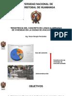 1.1 ING. VANCE GIORGIO FERNANDEZ Situaci¢n de losas  aligeradas en Ayacucho