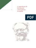 A Experiência Da Convergência Socialista
