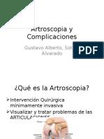 Artroscopia y Complicaciones, Artrocentesis