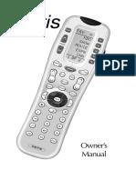 Osiris Remote Manual