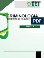 Apostila   Criminologia