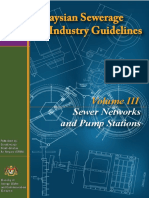 Malaysian Sewerage Industry Guideline (Volume III) 1st Edition