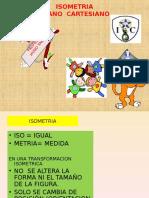 ISOMETRIA QUINTO AÑO 2016.ppt