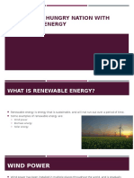 powering a hungry nation with renewable energy 1
