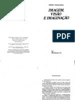 Pierre Francastel Imagem Visão e Imaginação Edições 70