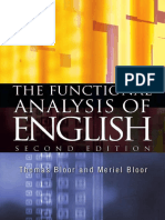 The Functional Analysis of English.pdf