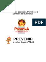 Cartilha Projeto Paranka