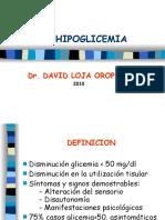 HIPOGLICEMIA - DR LOJA