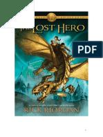 Rick Riordan- Heroes Del Olimpo 01.- EL HEROE PERDIDO