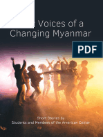 New Voices of a Changing Myanmar