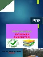 Penyusunan Dokumen Edit